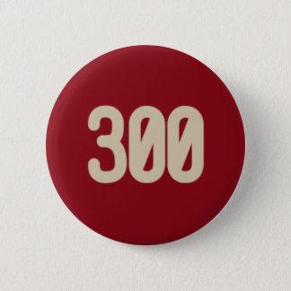 300 Wörter, 2 Minute-Ikonen-Knopf Runder Button 5,7 Cm