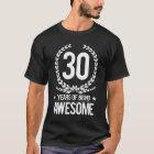 30. Geburtstag (30 Jahre des Seins fantastisch) T-Shirt