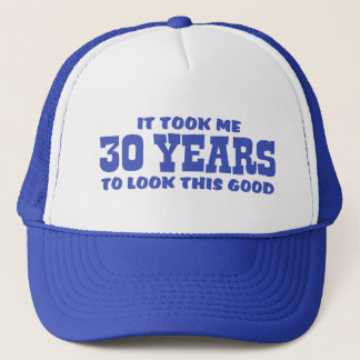 30. Geburtstag Truckerkappe