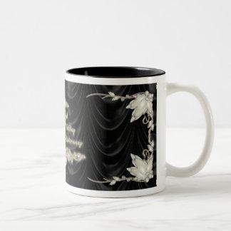 30. Hochzeits-Jahrestags-Tasse Zweifarbige Tasse