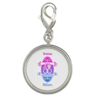30. Hochzeitstag der traditionellen Perle 30 Charm