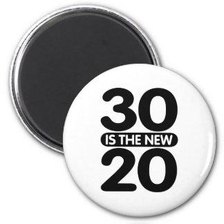 30 ist die neuen 20 runder magnet 5,7 cm