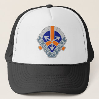 311th Luftfahrt-Bataillon - Blätter der Kraft Truckerkappe