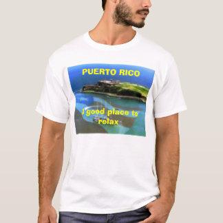 3132482737, PUERTO RICOA guter Ort zum sich zu T-Shirt