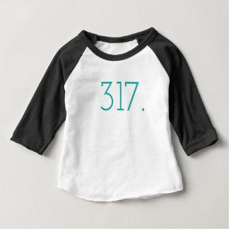 317 Ortsnetzkennzahl - Indianapolis-T - Shirt