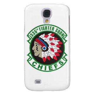 335th Kämpfer-Geschwader-Insignien Galaxy S4 Hülle