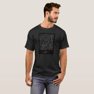 340 Tierkreis-Ziffer T-Shirt