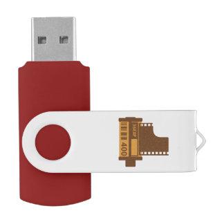 35mm Film-Rollenspeicher Swivel USB Stick 2.0