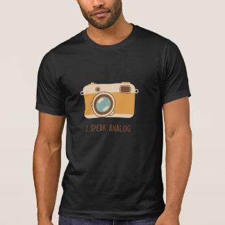 35mm Kamera personalisiert T-Shirt