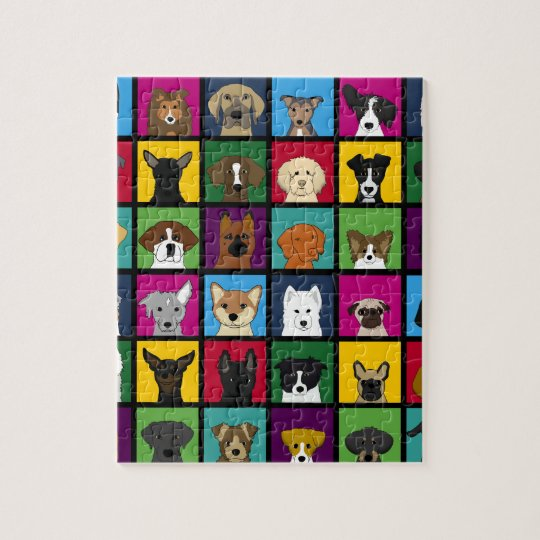 36 dogheads puzzle