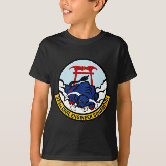374th Ziviles Ingenieur-Geschwader T-Shirt