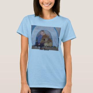 383, Jordanien-Wasser mit Mr.Bear T-Shirt