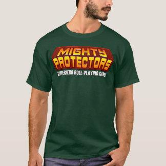 3,0/mächtiges Schutze RPG-Logo-T-Stück T-Shirt