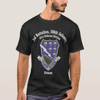 3-506th T-Shirts u. Sweatshirts - Vietnam