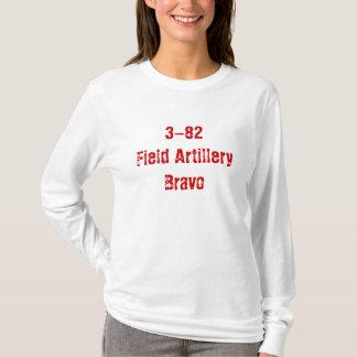 3-82 Feld ArtilleryBravo T-Shirt
