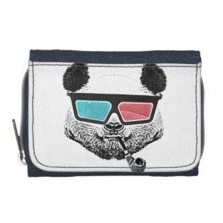 3-D Gläser des Vintagen Pandas