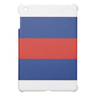 (3) Flagge des Signal-drei iPad Mini Hülle