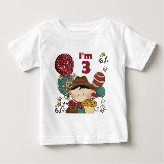 3. Geburtstags-Cowboy-T - Shirts und Geschenke