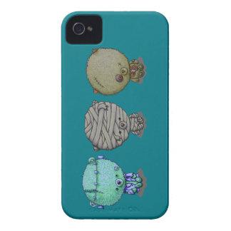 3 kleine Monster iPhone 4 Case-Mate Hüllen