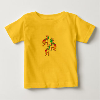 3 Kokopelli #66 Baby T-shirt