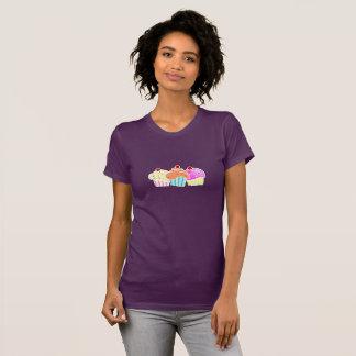 3 Kuchen-T-Stück T-Shirt
