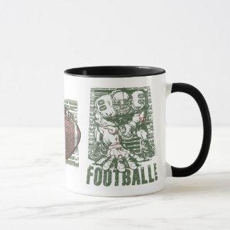 3 Punkt-Positions-Fußball-Gang durch Mudge Studios Tasse