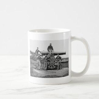 3. Regiment, schwere Artillerie Massachusetts: Kaffeetasse