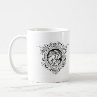 3 Schwestern Anmut Kaffeetasse