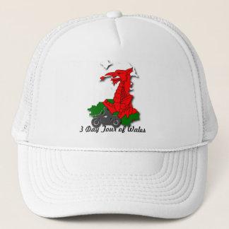3 Tagausflug von Wales-Hut Truckerkappe