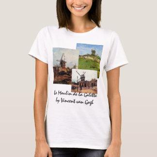 3 unterschiedliche Van Gogh Vintage T-Shirt