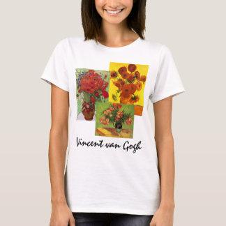 3 unterschiedliche Van GoghVintage T-Shirt