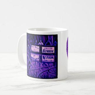 3 Zeiger zum Himmel Kaffeetasse