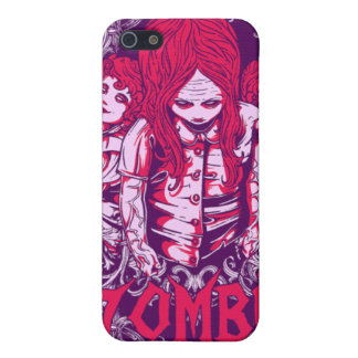3 Zombies iphone Fall iPhone 5 Cover