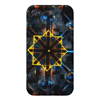3D abstrakt iPhone 4/4S Hülle