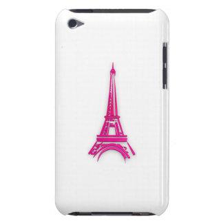 3d Eiffelturm, Frankreich clipart Case-Mate iPod Touch Case