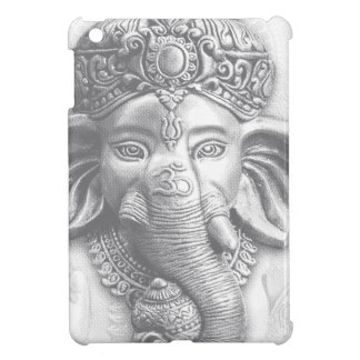 3d Lord Ganesha - OM iPad Mini Hülle