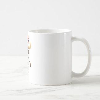3D Norwegen Kaffee Tasse