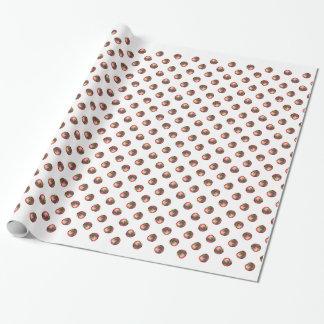 3D Puzzlespiel Apple Geschenkpapier