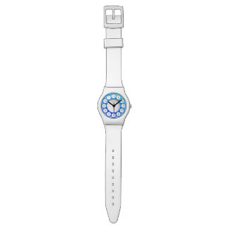 3D säubern Entwurf Armbanduhr