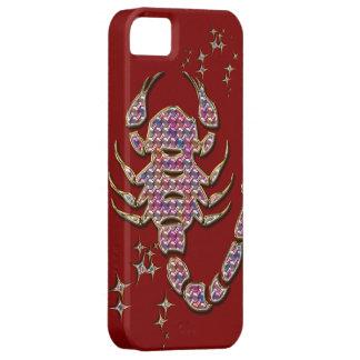 3D Skorpion - Tierkreis-Zeichen - astrologisches iPhone 5 Hüllen