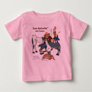400 Jahre Don Quichote @QUIXOTEdotTV Baby T-shirt