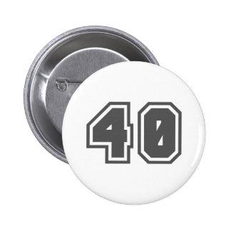 40 ANSTECKNADELBUTTON