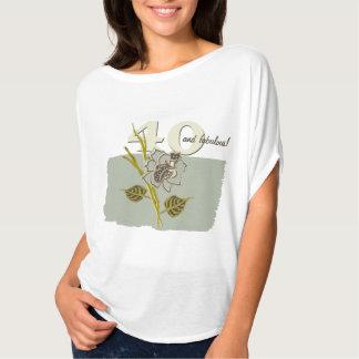 40. Die Spitze der Geburtstags-Frau T-shirt