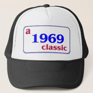 40. Geburtstags-Geschenke! Truckerkappe