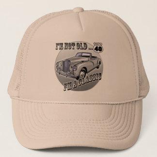 40. Geburtstags-T - Shirts und Geschenke Truckerkappe