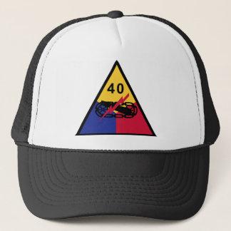 40. Gepanzerte Abteilung Truckerkappe