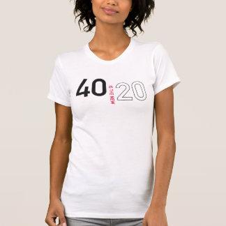 40 ist das neue Shirt 20