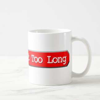 414 - Antrag zu lang Kaffeetasse