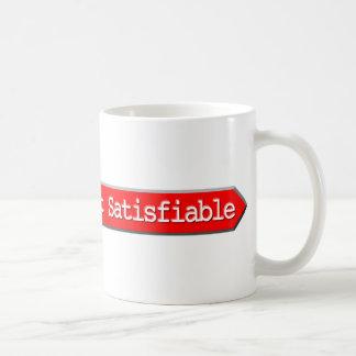 416 - Antrag nicht Satisfiable Kaffeetasse