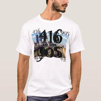 416 bis die 905 T-Shirt